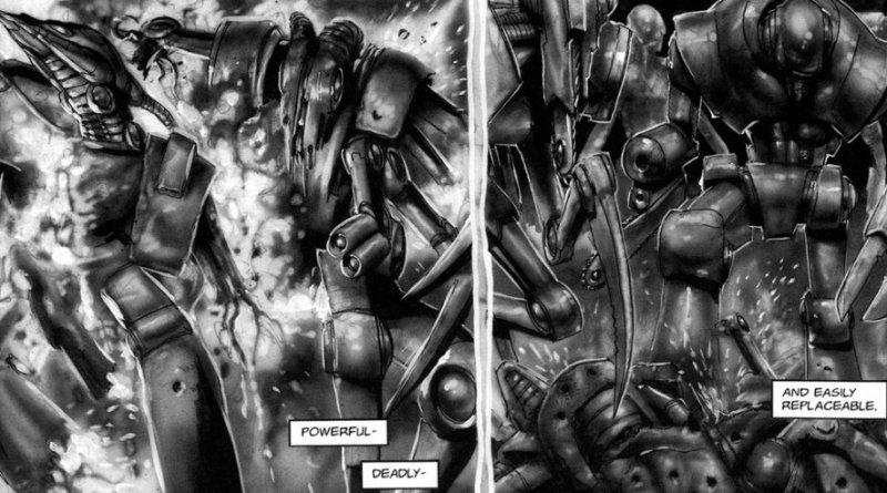 Altri Uomini di Ferro di Warhammer 40.000
