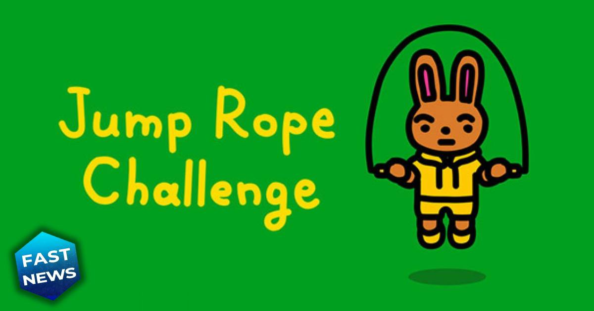 Jump Rope Challenge, Nintendo Switch, Nintendo, Switch