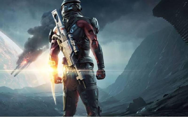 Mass Effect, Mass Effect Trilogy, Electronic Arts, BioWare
