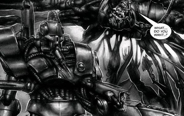 Uomini di Ferro di Warhammer 40.000