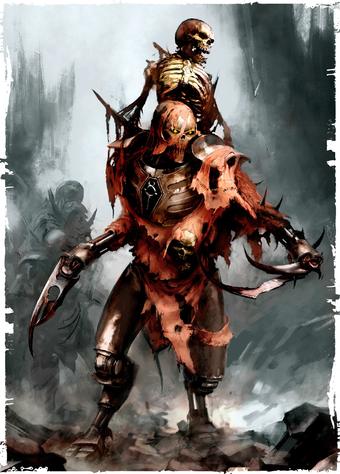 Scorticati dei Necron