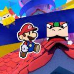 Nintendo, Paper Mario, Paper Mario: The Origami King