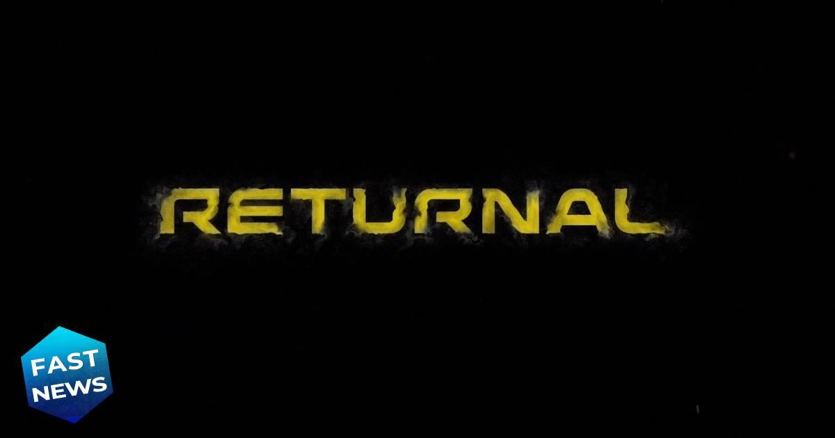 Returnal, Housemarque, PlayStation 5, sony computer entertainment