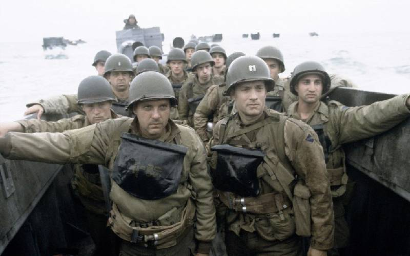 Salvate il Soldato Ryan, Saving Private Ryan, Steven Spielberg