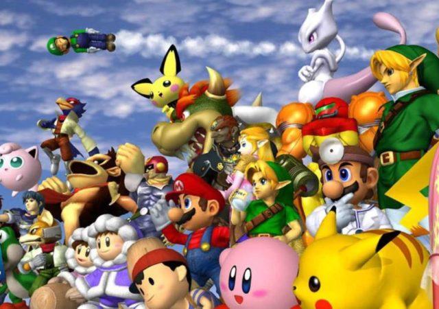 Super Smash Bros. Melee, Super Smash Bros. Nintendo