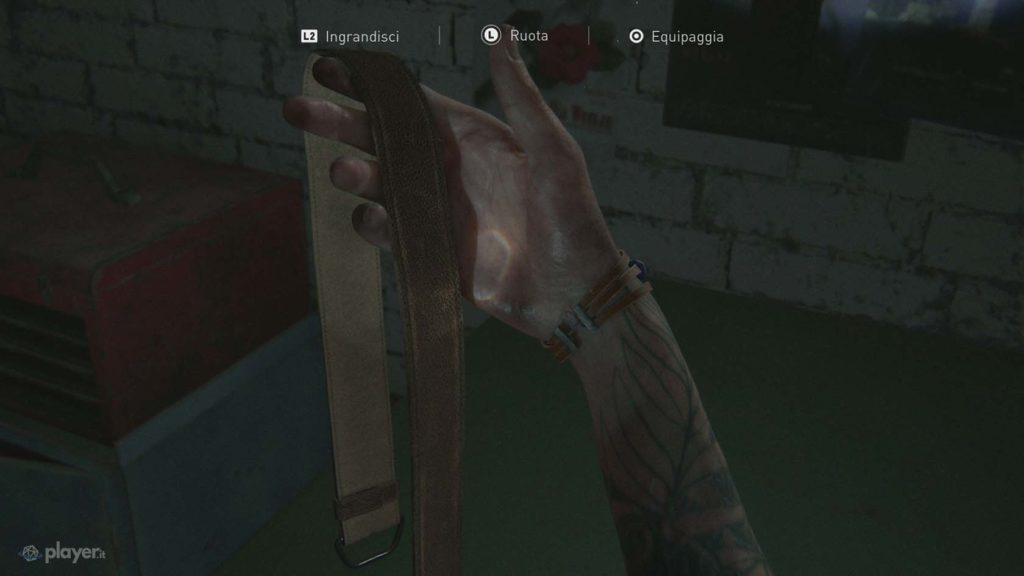 The last of us 2 dove trovare le fondine