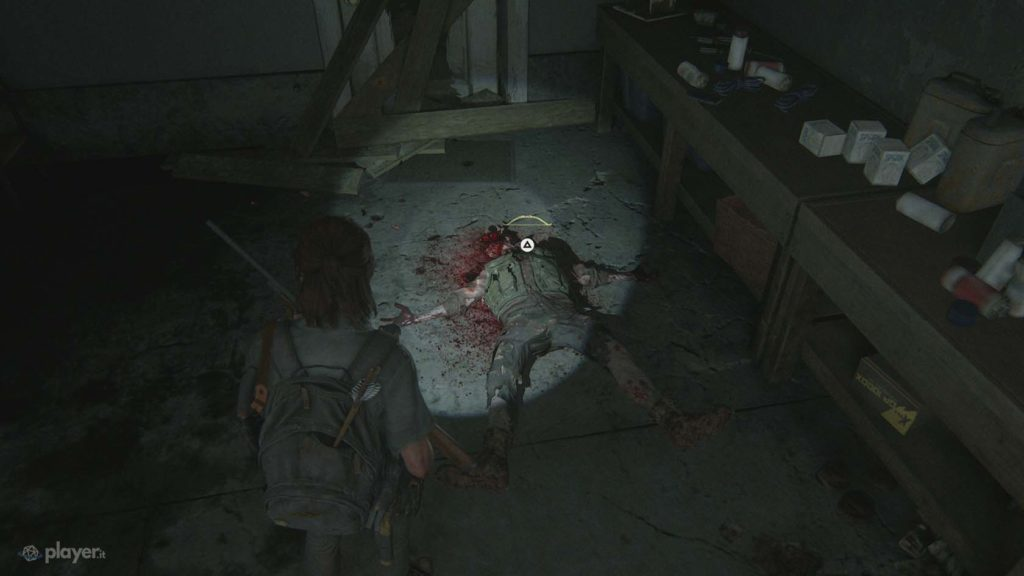 The last of us 2 dove trovare l'arco
