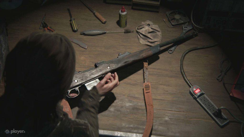 The last of us 2 dove trovare tutte le armi e le fondine