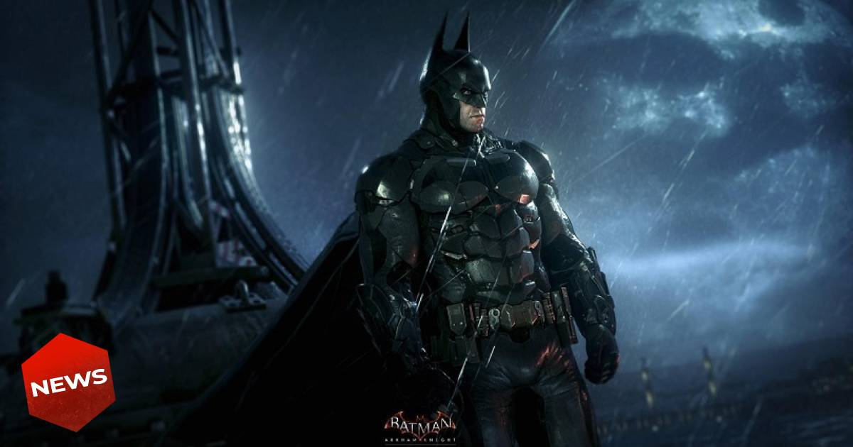 Batman: Arkham Knight, Warner Bros. Interactive, Warner Bros.