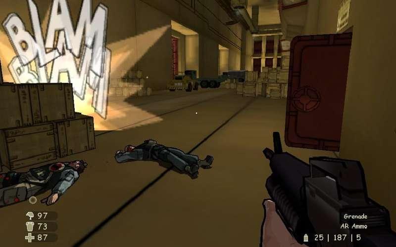 XIII, Gameloft, Ubisoft, FPS