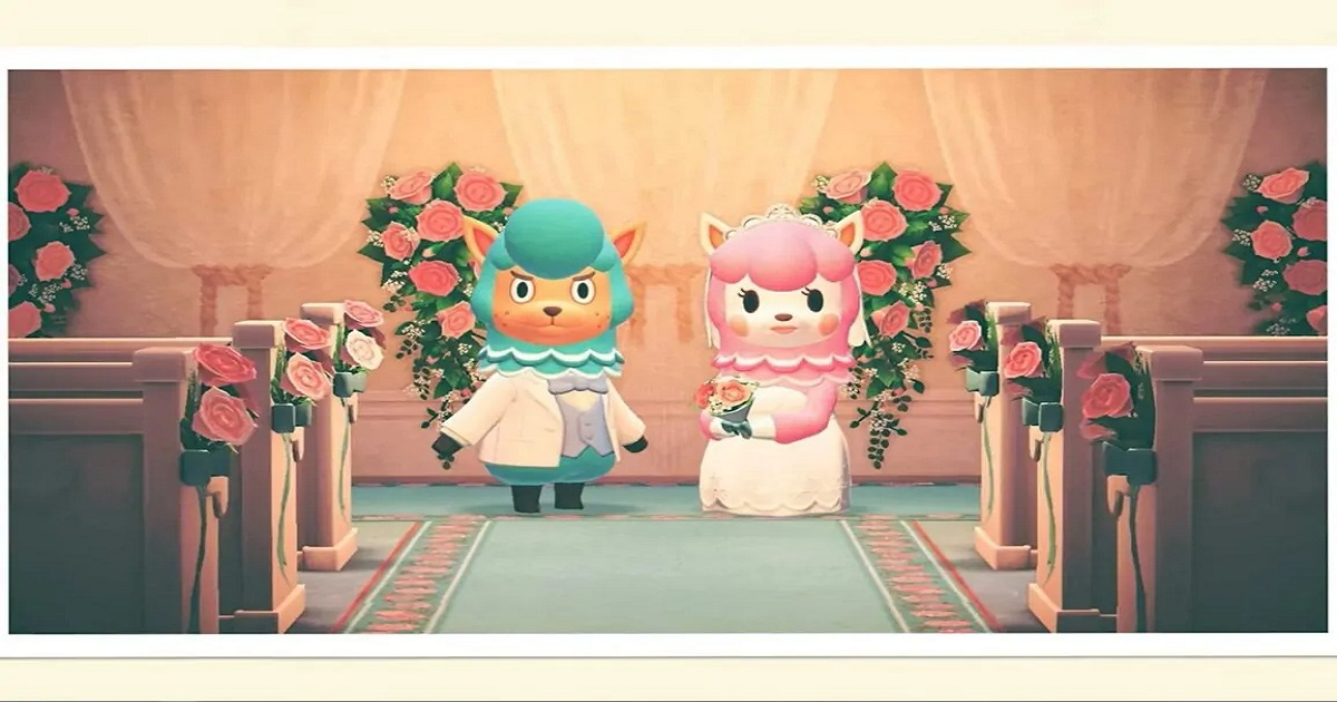 guida all'evento dei matrimoni in animal crossing new horizons
