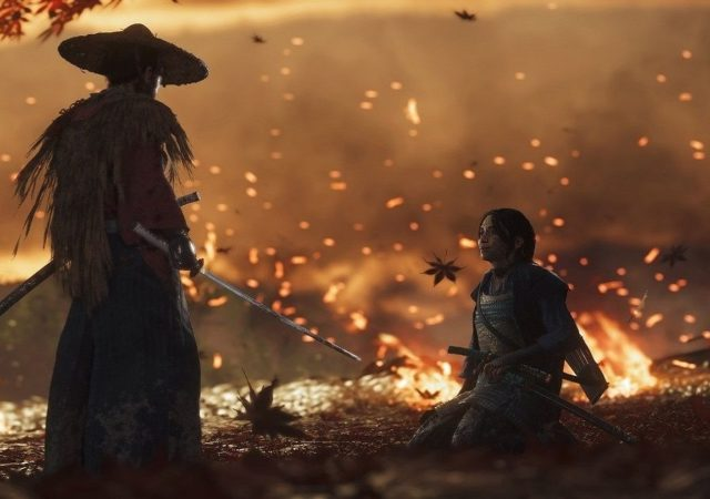nuovo gameplay di ghost of tsushima