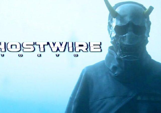 ghostwire tokyo è in produzione