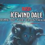 icewind dale rumor D&D