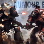 Copertina per Rumour Engine Cavalieri Imperiali