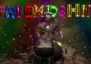 come eseguire le friendship di mortal kombat 11