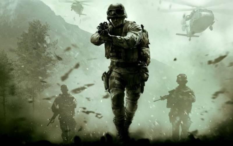 Call of Duty 4: Modern Warfare, Call of Duty, CoD 4: Modern Warfare, Infinity Ward, Activision