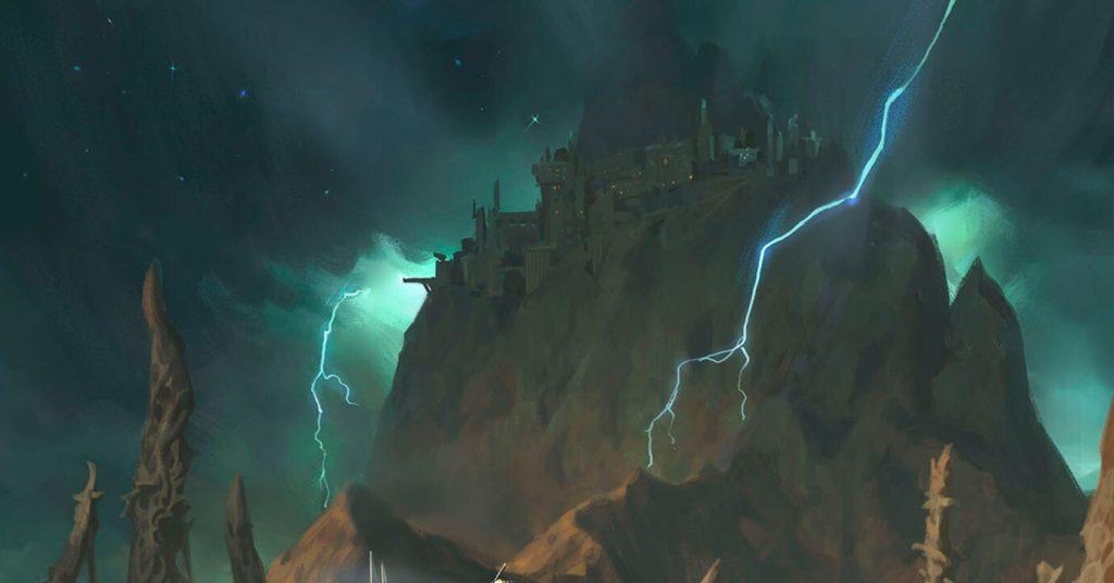 Monte Pharos di Warhammer 40.000