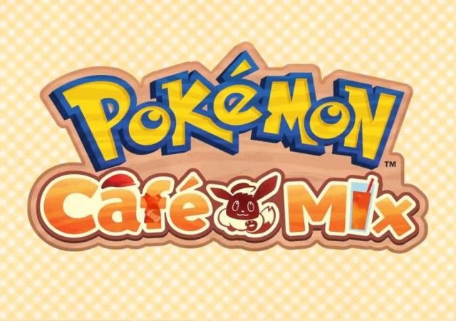 annunciato pokemon cafe mix