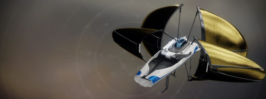 nave di Destiny 2 collegata ad Europa