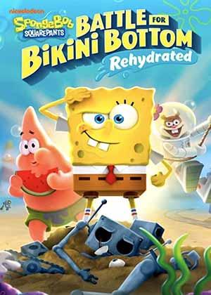 SpongeBob SquarePants Battle for Bikini Bottom – Rehydrated