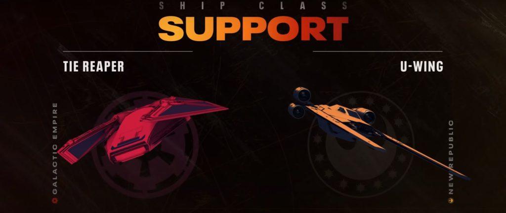 Supporto di Squadrons