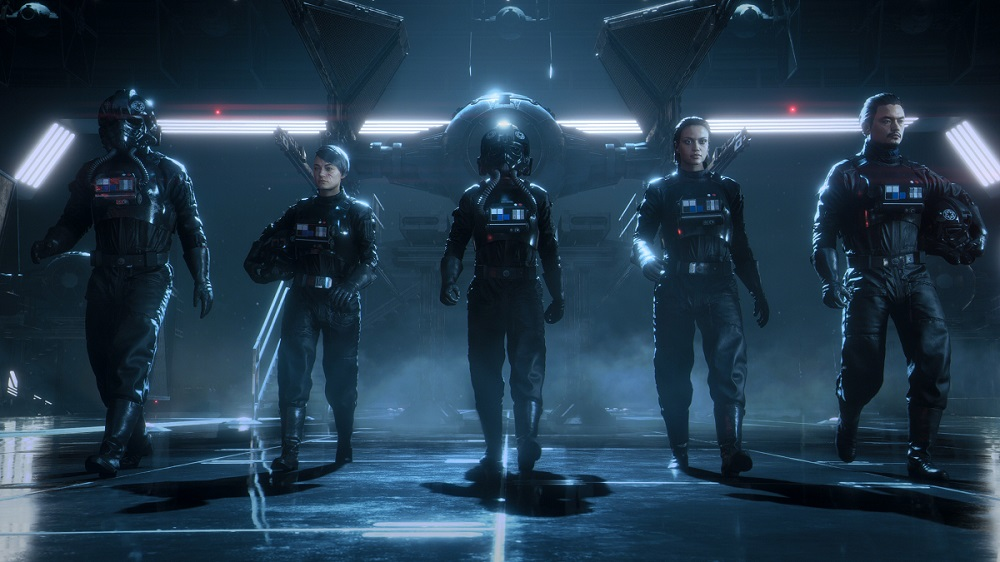 Wallpaper di Star Wars: Squadrons