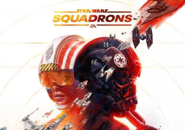 Copertina per Star Wars Squadrons