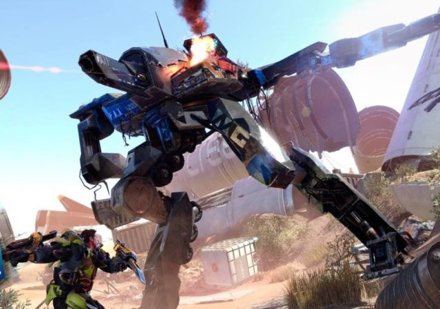 The Surge, Deck 13, Focus Home Interactive