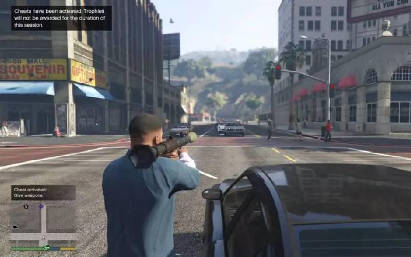 GTA V, Grand Theft Auto V, Rockstar Games
