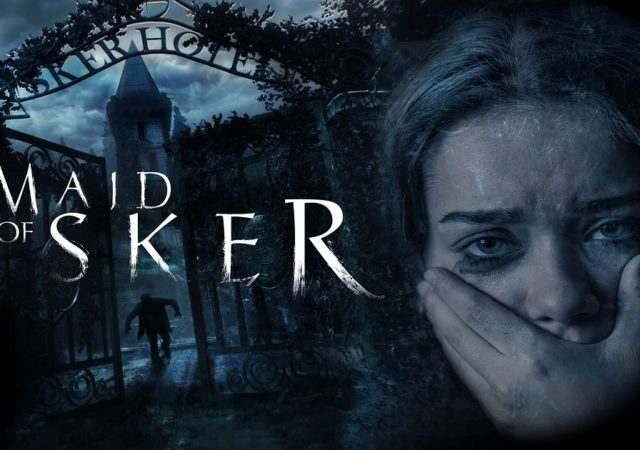 recensione maid of sker per ps4