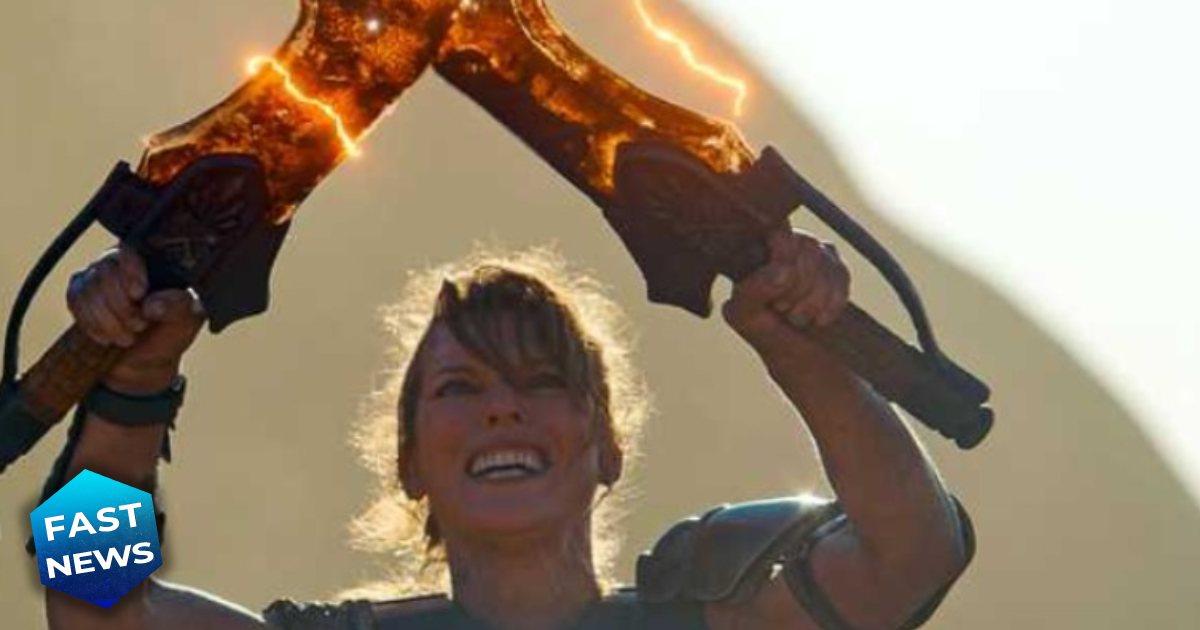monster hunter, Monster Hunter film, Monster Hunter movie, Milla Jovovich, Monster Hunter Milla Jovovich