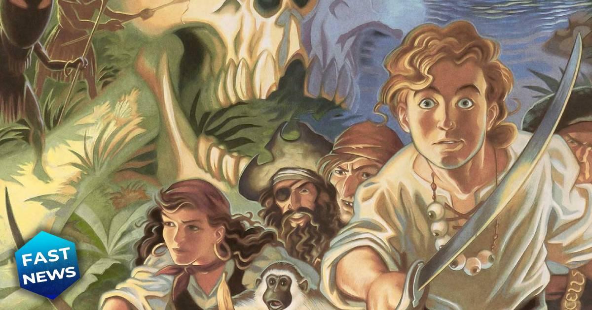 Monkey Island Anthology, Monkey Island, The Secret of Monkey Island, Monkey Island 2: LeChuck's Revenge, Limited Run Games, LucasArts