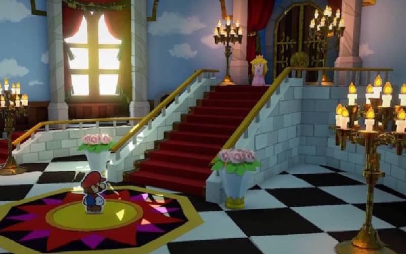 Paper Mario The Origami King, Paper Mario, Nintendo, Super Mario