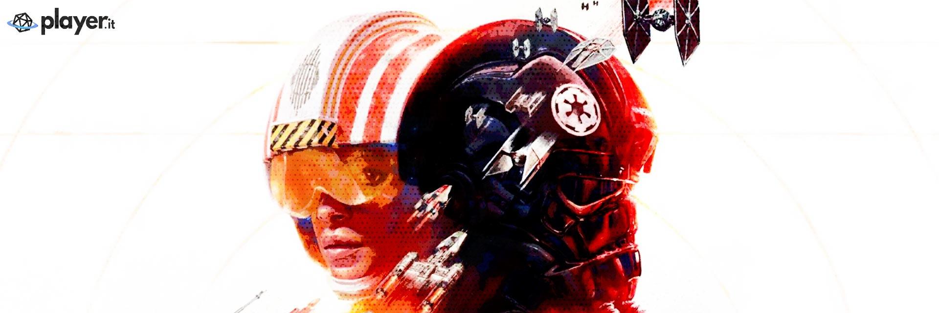 Copertina per Scheda gioco Star Wars: Squadrons