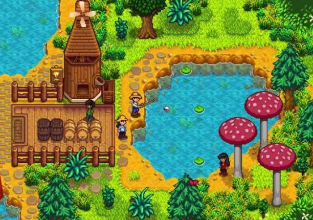 Arrivano le collector's edition di Stardew Valley per PC e Nintendo Switch