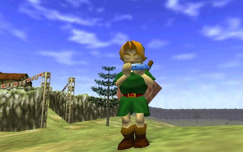 the legend of zelda the missing link, the legend of zelda, zelda, link, the legend of zelda ocarina of time, Nintendo, Nintendo 64