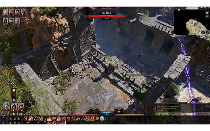 Baldur's Gate 3, Baldur's Gate, Larian Studios, Dungeons & Dragons