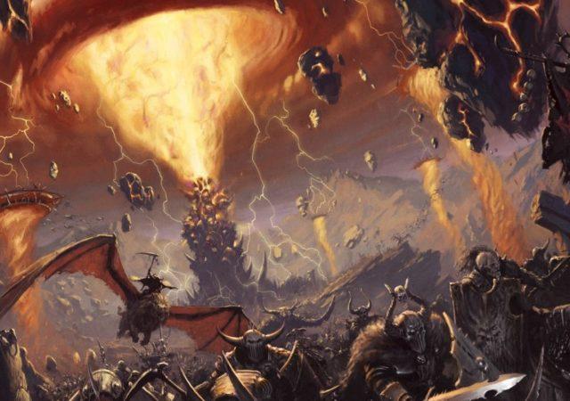 Copertina per articolo su The Chaos Wastes