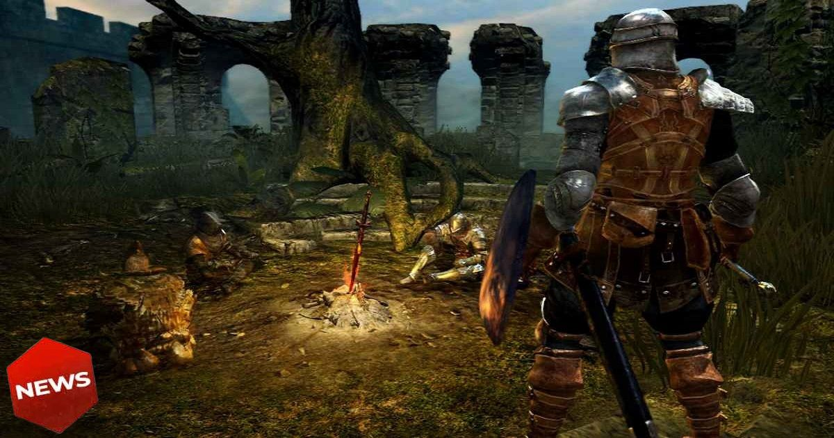 mod rogue-like di dark souls remastered