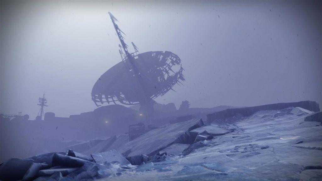 Paesaggio di Europa in Destiny 2