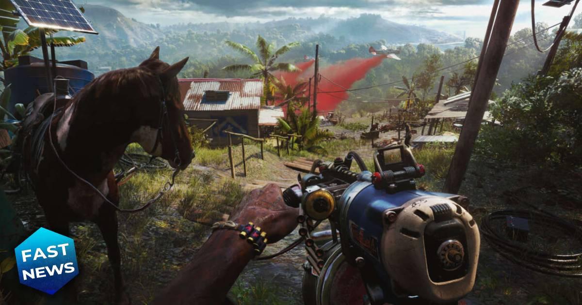 Far Cry 6, Far Cry, Ubisoft, Far Cry 6 doppiaggio italiano, Far Cry 6 doppiaggio ita, Far Cry 6 doppiaggio
