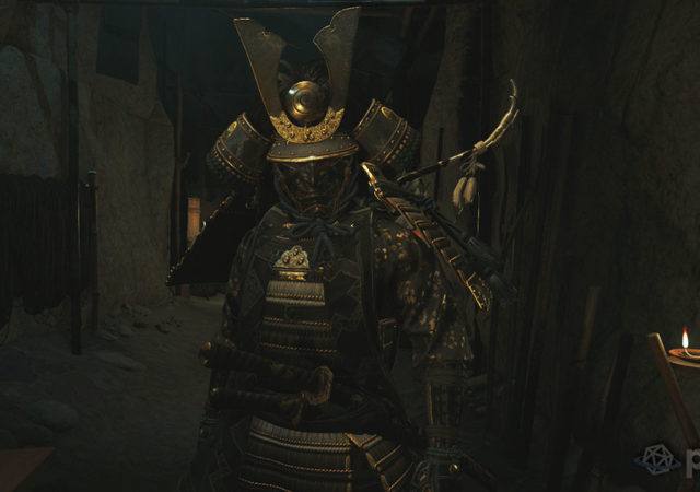 dove trovare l'armatura migliore in Ghost of Tsushima