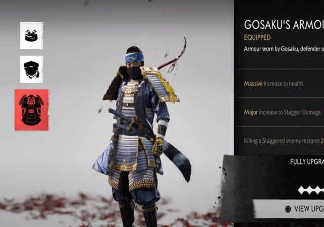 sbloccare costume sly cooper in ghost of tsushima