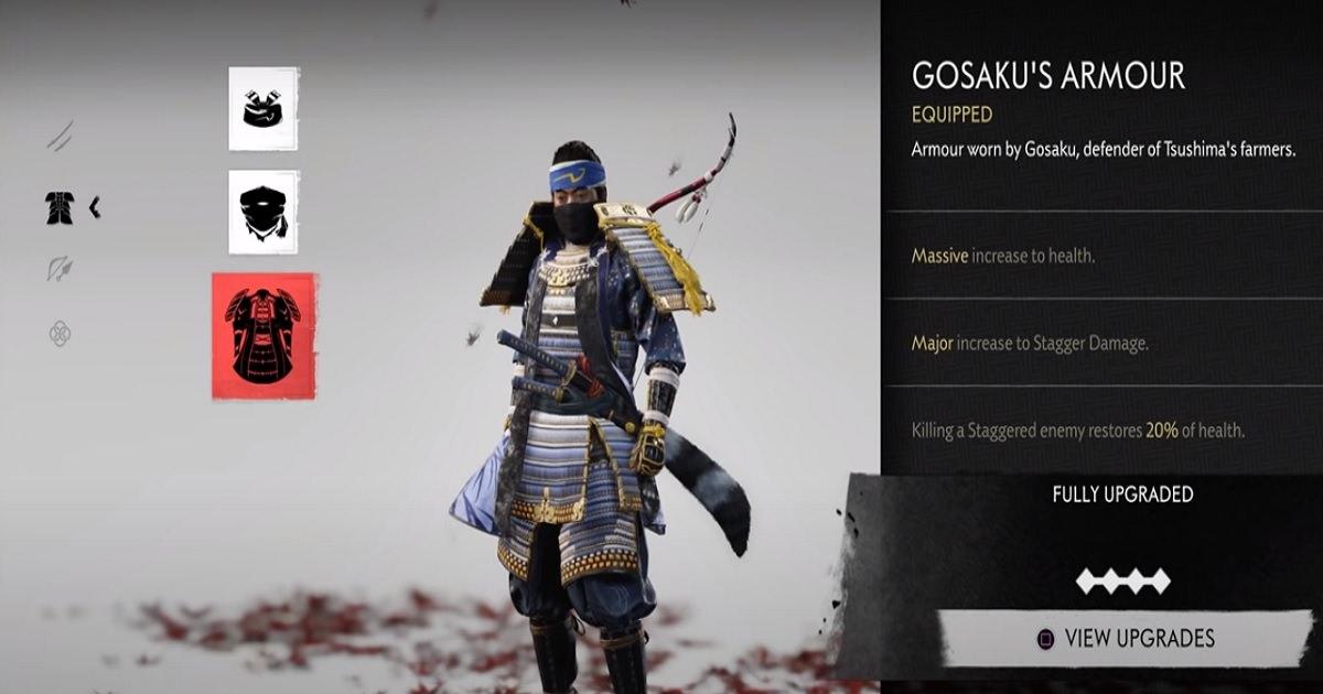 sbloccare costume sly cooper in ghost of tsushima