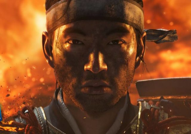 ghost of tsushima, ghost of tsushima lock-on, sucker punch, ghost of tsushima non ha lock-on, sony computer entertainment