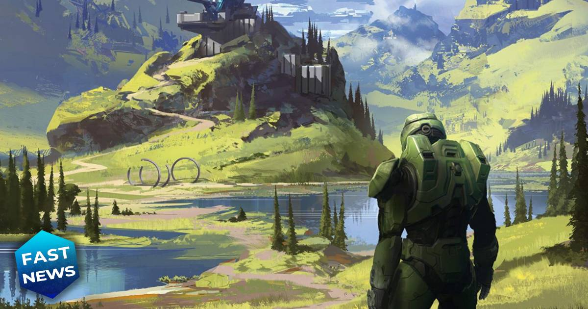 Halo Infinite, Xbox Series X, Halo, 343 Industries, Master Chief