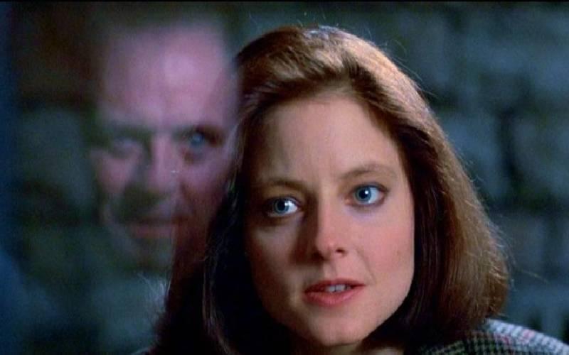 Il SIlenzio degli Innocenti, Jodie Foster, Anthony Hopkins, Hannibal Lecter, Clarice Starling