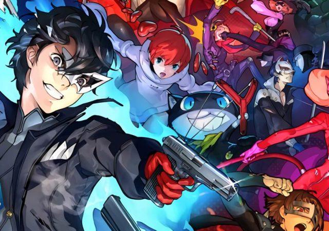 Persona 5 Scramble, il musou-like curato da Omega Force, arriverà anche in Occidente. Lo conferma Koei Tecmo.