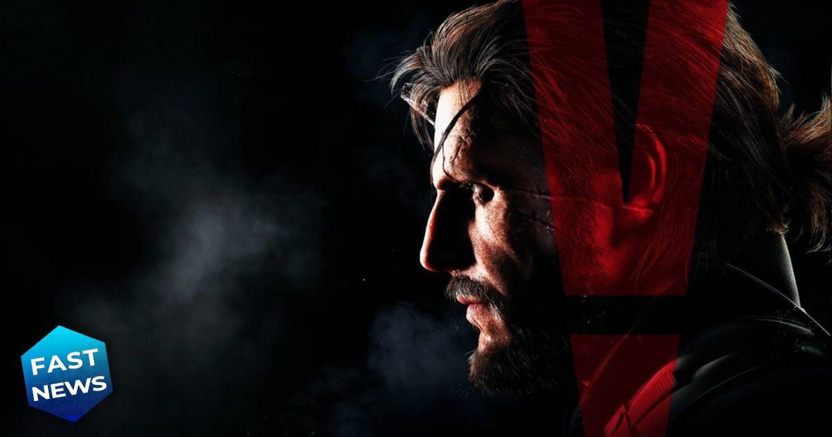 Metal gear solid V: The Phantom Pain, Metal Gear Solid, The Phantom